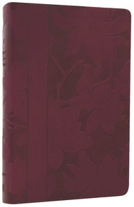 NKJV Womans Study Bible Plum