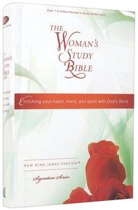 NKJV Womans Study Bible Multi-Colour
