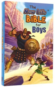 Nlv the New Life Bible For Boys