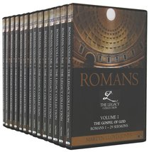 Pauls Epistle to the Romans Complete Set Volumes 1 to 14 (MP3) (Martyn Lloyd-jones Sermons On Cd Series)