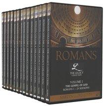 Pauls Epistle to the Romans Complete Set Volumes 1 to 14 (MP3) (Martyn Lloyd-jones Sermons On Cd Series)
