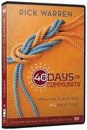 40 Days of Community (Dvd)