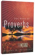 Message Book of Proverbs