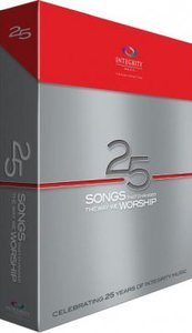 25 Songs That Changed the Way We Worship Double CD & DVD