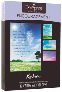 Boxed Cards Encouragement: Roy Lessin