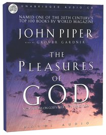 The Pleasures of God (Mp3)
