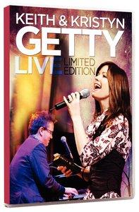 Keith & Kristyn Getty Live - Limited Edition