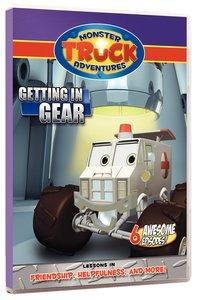 Getting in Gear (Monster Truck Adventures Series)