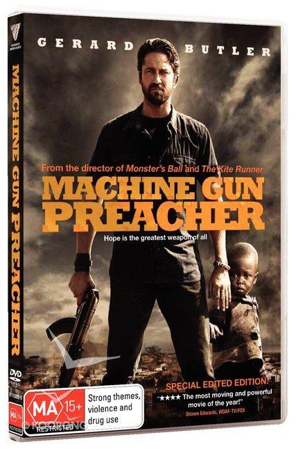 Machine Gun Preacher (Special Edited Edition)