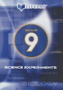 Grade 9 (Lifepac Science Experiments Dvd Series)
