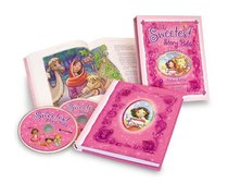 The Sweetest Story Bible Deluxe Edition (Includes 2 Audio Cds)
