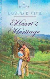 Hearts Heritage (Heartsong Series)