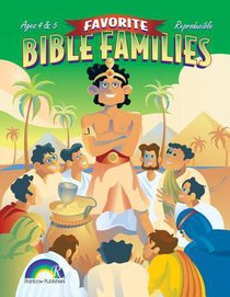 Favorite Bible Families Ages 4 & 5