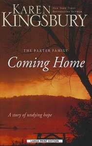 Coming Home (Large Print)