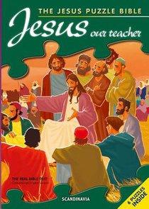 Jesus Our Teacher (6 Puzzles) (Puzzle Bible Series)