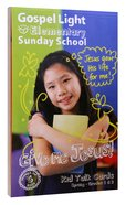 Gllw Springa 2016 Grades 1 & 2 Student Talk Cards (For 5 Students) (Gospel Light Living Word Series)