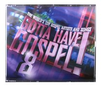 Gotta Have Gospel 8 Dbl CD & DVD