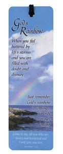 Tassel Bookmark: Gods Rainbow