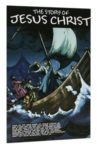 The Story of Jesus Christ (Graphic Novel)