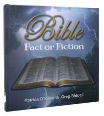 Bible Fact Or Fiction