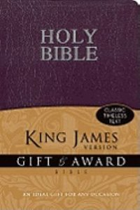 KJV Gift and Award Purple