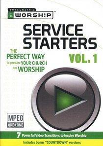 Iworship Service Starters Volume 1