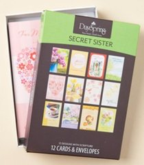 Boxed Cards: Secret Sisters