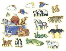 Bulletin Board Set: Noahs Ark