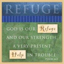 Celebrate Life Easled Magnet: Refuge