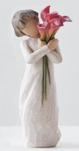 Willow Tree Figurine: Bloom, Like Our Friendship
