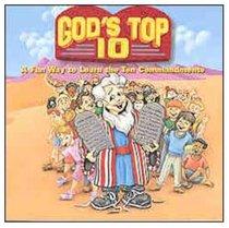 Gods Top Ten: Fun Way to Learn Ten Commandments