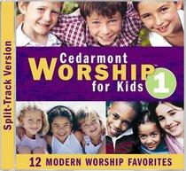 Cedarmont Worship For Kids Split Track 1