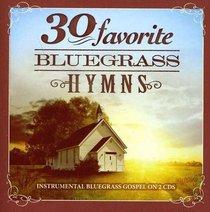 30 Favourite Bluegrass Hymns: Instrumental Gospel Double CD