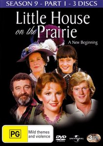 Season 9 Part 1 (3 DVDS) (#9.1 in Little House On The Prairie Series)