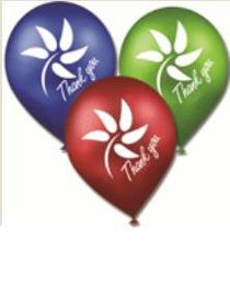 National Day of Thanks: Balloons (Pack 25)