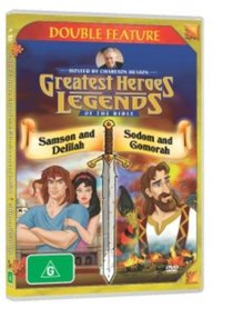 Samson and Delilah/Sodom and Gomorrah (Greatest Heroes & Legends Of The Bible Series)