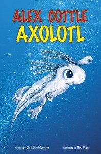 Alex Cottle Axolotl