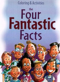 Four Fantastic Facts Colouring and Activities (Ages 8-11)