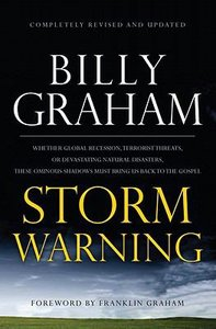 Storm Warning (Large Print)