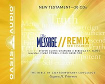 Message Remix New Testament 20 CDS (Unabridged)