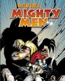 Davids Mighty Men David Comic Book Series