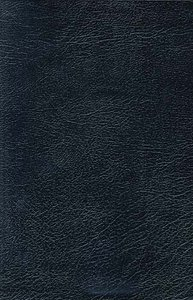 NKJV Giant Print Center-Column Reference Bible Black
