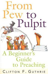 From Pew to Pulpit