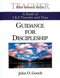 Guidance For Discipleship (Leaders Guide) (Abingdon Bible Reader Series)