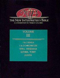 Kings-Esther (#03 in New Interpreters Bible Series)