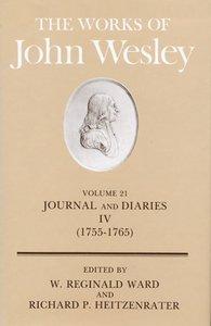 The Works of John Wesley (Vol 21)