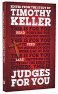 Judges For You (Gods Word For You Series)