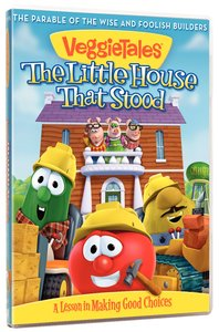 Veggie Tales #52: Little House That Stood (#052 in Veggie Tales Visual Series (Veggietales))