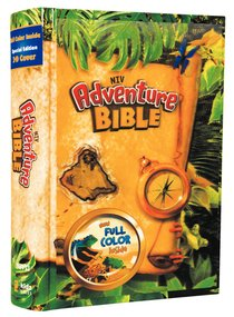 NIV Adventure Bible Lenticular 3d Motion