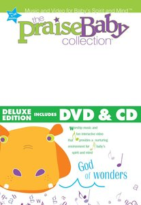 God of Wonders CD & DVD